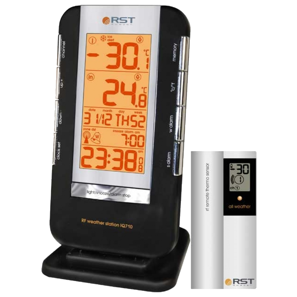 Термометр RST 02710 от Ravta
