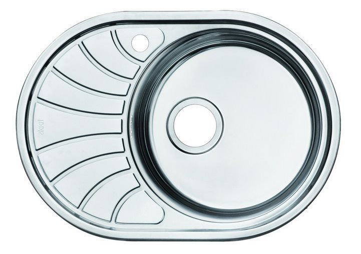 Мойка для кухни Iddis Suno (арт.SUN65PRi77) нержавеющая сталь от Ravta