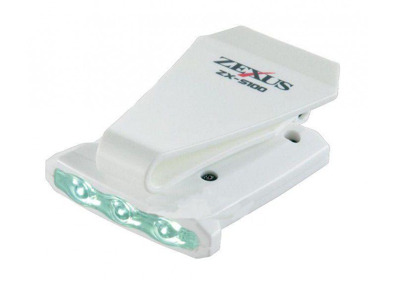 Налобный фонарь Zexus ZX-S100 от Ravta