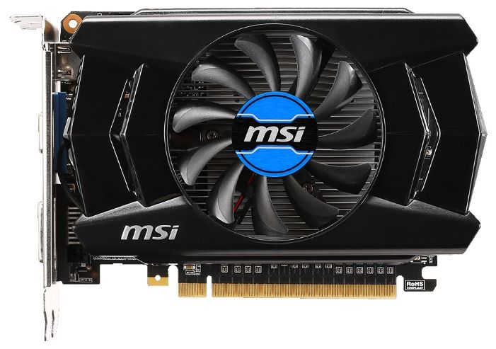 Видеокарта MSI GeForce GT740 N740-2GD3 2Гб PCIE16 GDDR3 от Ravta