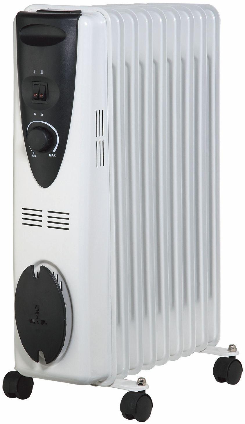 Масляный радиатор NeoClima NC-0205 от Ravta
