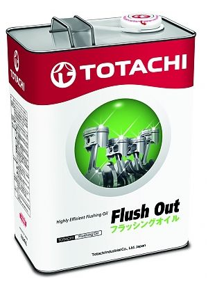 Масло TOTACHI Flush Out Flushing Oil (20л) от Ravta
