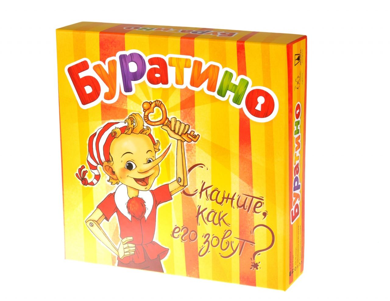 Настольная игра Буратино (MAG04086) от Ravta