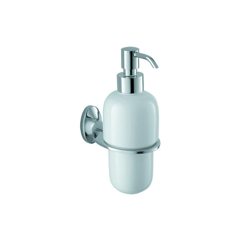 Дозатор для жидкого мыла, керамика Iddis Leaf (арт.LEASBC0I46) от Ravta