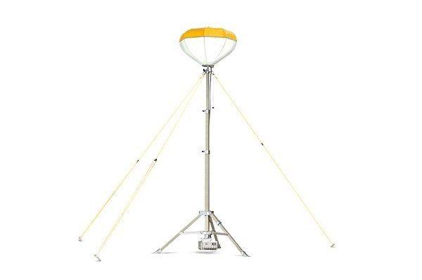 Осветительный баллон WACKER NEUSON LBS 80M от Ravta