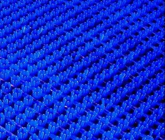 Щетинистое покрытие Holiaf синий 0,9*15м от Ravta