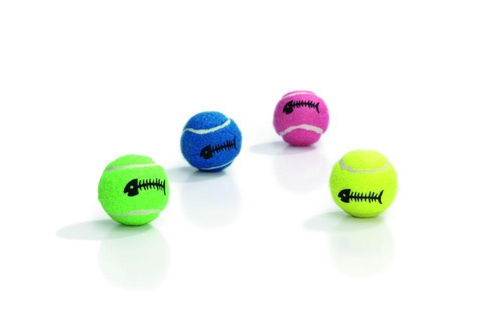 Игрушки для кошек Мяч теннисный с колокольчиком 4см (шт)Игрушки для животных<br><br><br>Артикул: 425630<br>Бренд: I.P.T.S.<br>Высота упаковки (мм): 0,042<br>Длина упаковки (мм): 0,036<br>Ширина упаковки (мм): 0,048<br>Вес брутто (кг): 0,02<br>Мин. количество для заказа: 48<br>Страна-изготовитель: Китай<br>Количество штук в упаковке: 48<br>Продажа товара кратно упаковке: Да<br>Для кого: Кошки