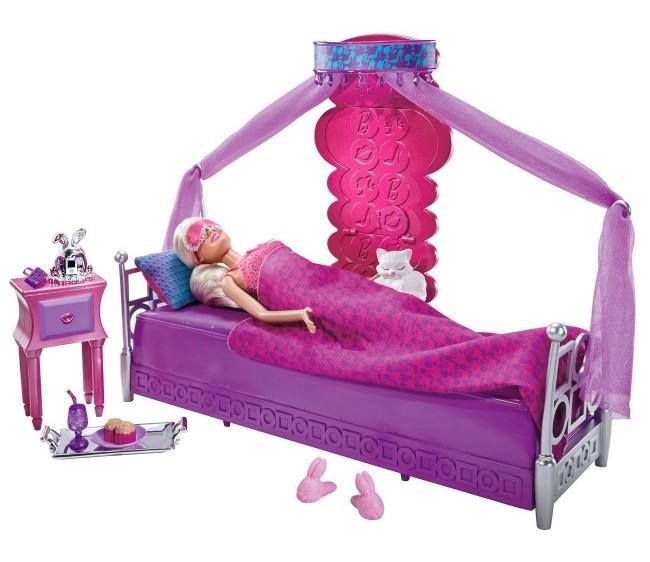 Как сделать кровать для кукол мир мечты