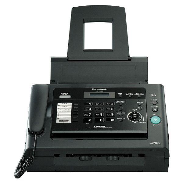Факс Panasonic KX-FLС418RU от Ravta