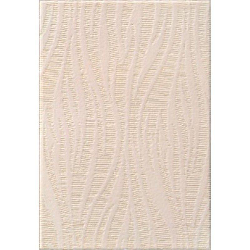 Керамическая плитка настенная Azori Каприз Беж бежевый 405*278 (шт.) от Ravta
