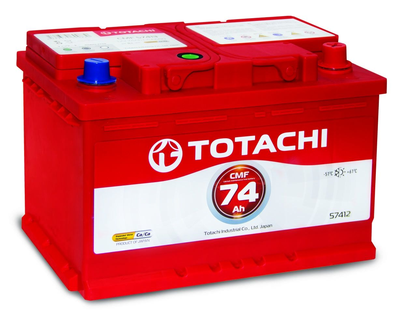 Аккумуляторная батарея TOTACHI CMF57412 74Аккумуляторы<br><br><br>Артикул: 57412<br>Бренд: TOTACHI<br>Родина бренда: Япония