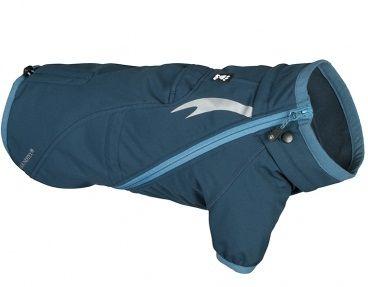 Жакет Hurtta Chill Stopper 65 (длина спины 65см), сине-зелёныйОдежда для животных<br><br><br>Артикул: 84438<br>Бренд: Hurtta