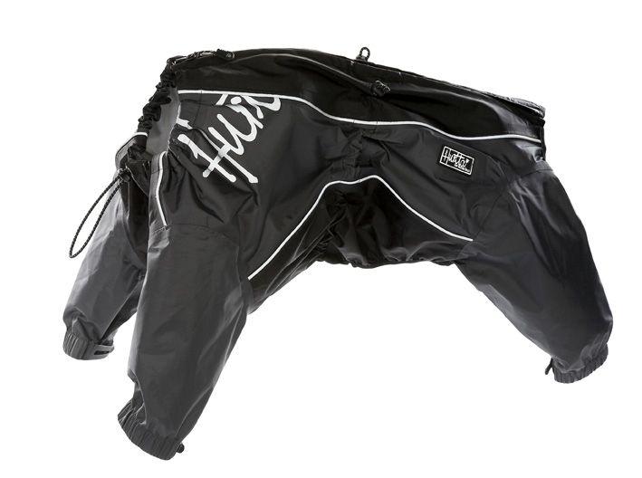 hurtta Комбинезон Hurtta для собак Чёрный, размер 201 (20*27*41*38см) 930239
