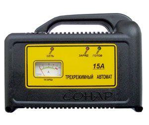 Зарядное устройство для тяговых аккумуляторов 15А (12В) от Ravta