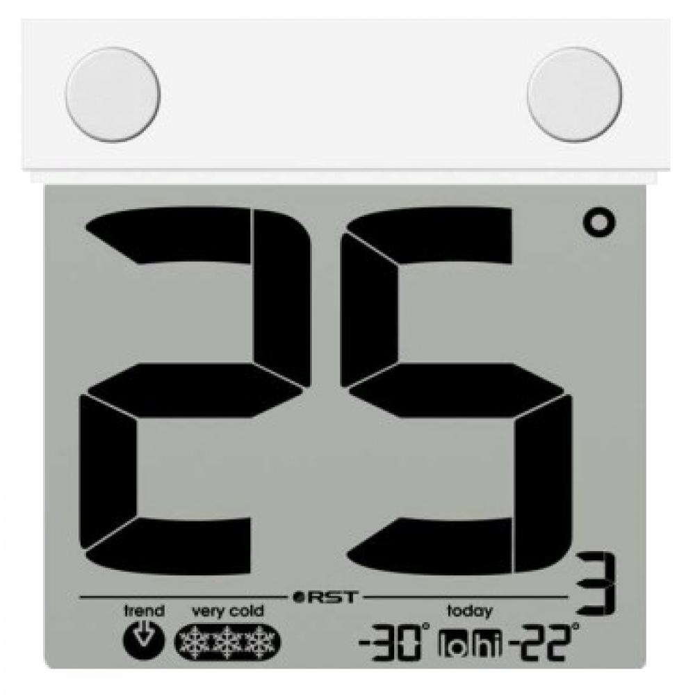 Термометр RST 01288Метеостанции<br><br><br>Бренд: RST<br>Гарантия производителя: да