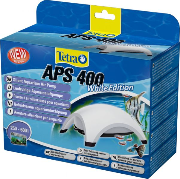 tetra Компрессор TetraTec APS 400 белый 212534