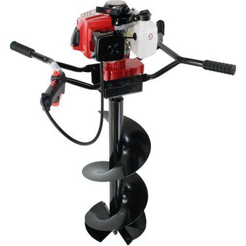 Моторный бур DDE GD-65-300, 2.3кВт 65см3 200мм 10.92кг редукция34:1 двухтактн без шнека GD-65-300 от Ravta
