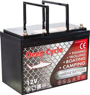 Аккумулятор Marine Deep Cycle AGM 90Ah 12V (6FM90TD-X) от Ravta