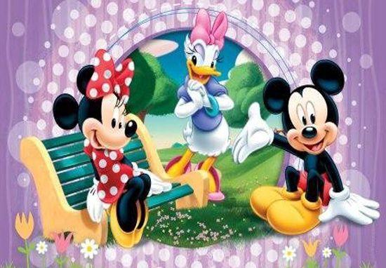 Ковер детский Dinarsu Disney Мики Маус (арт.D3MC002) фиолетовый 800*1330мм от Ravta