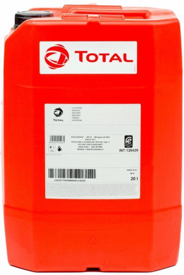 Масло Total Dynatrans AC 30 (20л) от Ravta
