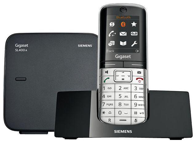 Телефон DECT Gigaset SL400A от Ravta