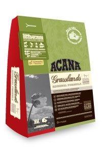 Беззерновой корм Acana для кошек с ягненком (Grasslands Cat), 2,27кгПовседневные корма<br><br><br>Артикул: 51888<br>Бренд: Acana<br>Высота упаковки (мм): 0,35<br>Длина упаковки (мм): 0,23<br>Ширина упаковки (мм): 0,07<br>Вес брутто (кг): 2,27<br>Страна-изготовитель: Канада<br>Вес упаковки (кг): 2,27<br>Ингредиенты: Ягнёнок
