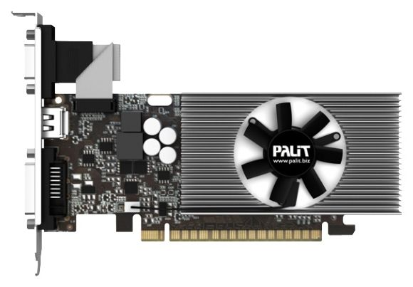 Видеокарта PALIT GeForce GT740 128B NEAT7400HD41-1070F 2Гб PCIE16 GDDR3 от Ravta
