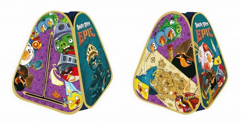 1toy Angry Birds Epic детская игровая палатка в сумке 90х80х80см (арт. Т57508) от Ravta