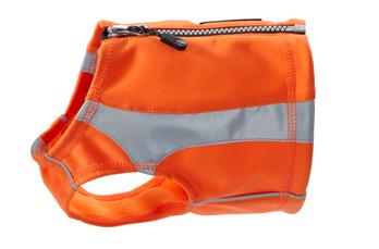 hurtta Жилет светотражающий Hurtta Полярный (Polar vest) Оранжевый XXS 930613