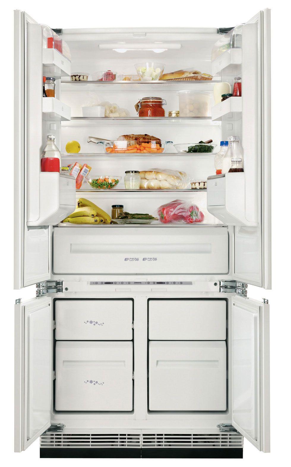 Встраиваемый холодильник ZANUSSI ZBB47460DA от Ravta