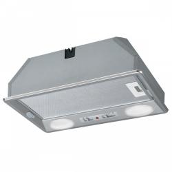 Встраиваемая вытяжка JET AIR CA 3/520 2M INX + halogen light-09-PRF0005968Встраиваемые вытяжки<br><br><br>Артикул: PRF0005968<br>Бренд: Jet air<br>Потребляемая мощность (Вт): 256<br>Гарантия производителя: да<br>Уровень шума (дБ): 40<br>Цвет: нержавеющая сталь<br>Тип управления: механическое<br>Материал корпуса: металл<br>Глубина(см): 28,9<br>Ширина (см): 52,4<br>Производительность(м3/час): 550<br>Высота (см): 14<br>Элементы управления: ползунковое