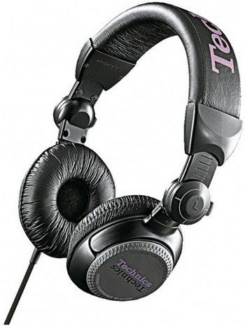 Наушники Technics RP-DJ1200E-K от Ravta