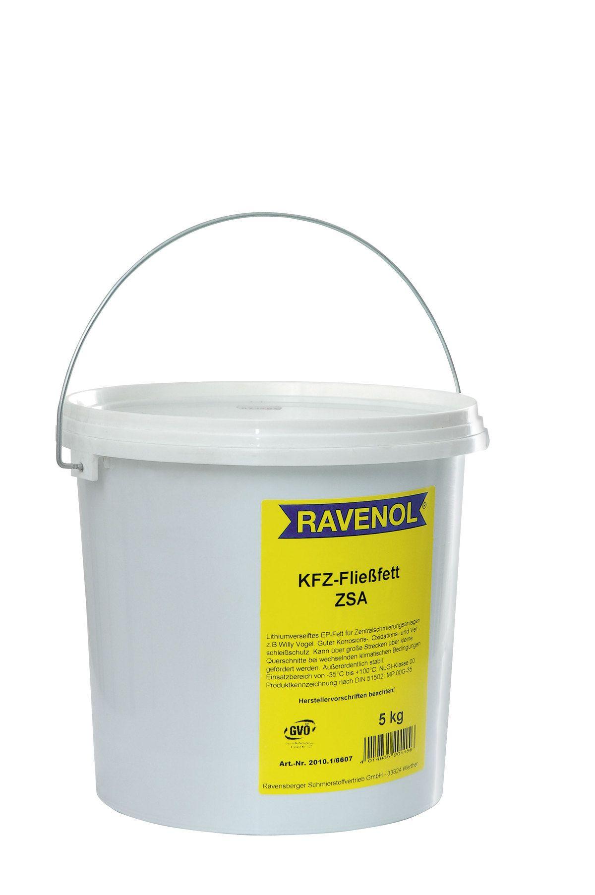 Смазка Ravenol KFZ-Fliessfett ZSA (5кг) от Ravta