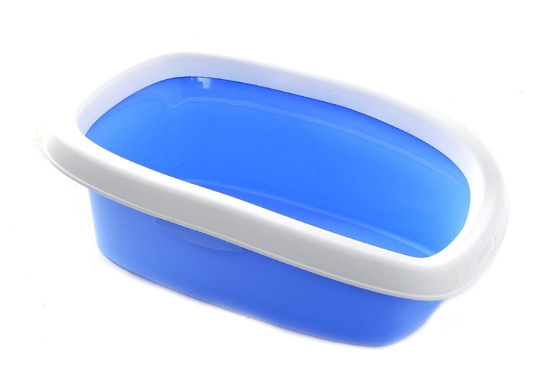 stefanplast Туалет Stefanplast Sprint-10 с рамкой, голубой, 31*43*14 21416.гол