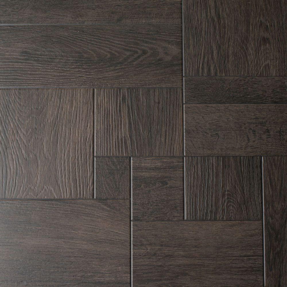 Керамогранит напольный Шахтинская плитка Milan 01 коричневый 450*450 (шт.) от Ravta