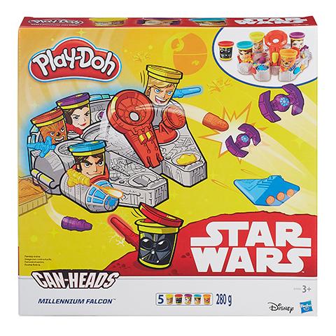 """Игровой набор """"Тысячелетний Сокол"""" Play-Doh (B0002) от Ravta"""