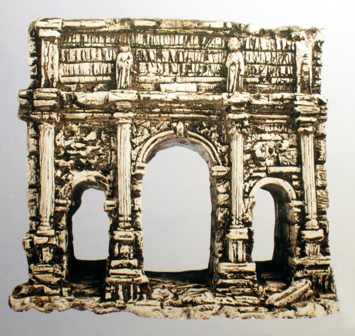 nayeco Триумфальная арка, 23х10х22 см 107E-NY/6717