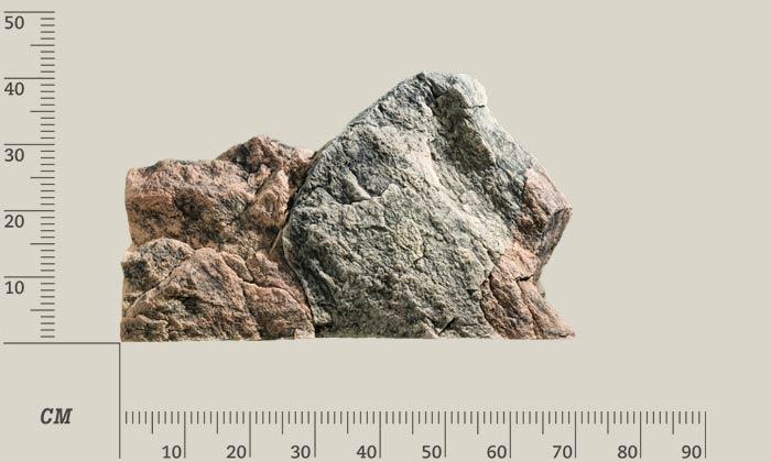 on the rocks Фрагменты скал, модуль A 41A