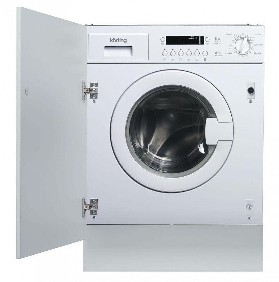 Встраиваемая стиральная машина KORTING KWD 1480 W от Ravta