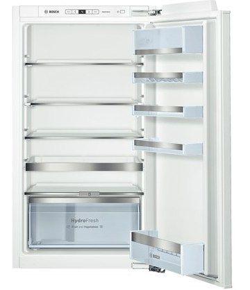 Встраиваемый холодильник BOSCH KIR31AF30RВстраиваемые холодильники<br><br><br>Артикул: KIR31AF30R<br>Бренд: Bosch<br>Высота упаковки (мм): 1090<br>Длина упаковки (мм): 640<br>Ширина упаковки (мм): 620<br>Гарантия производителя: да<br>Вес упаковки (кг): 46,25