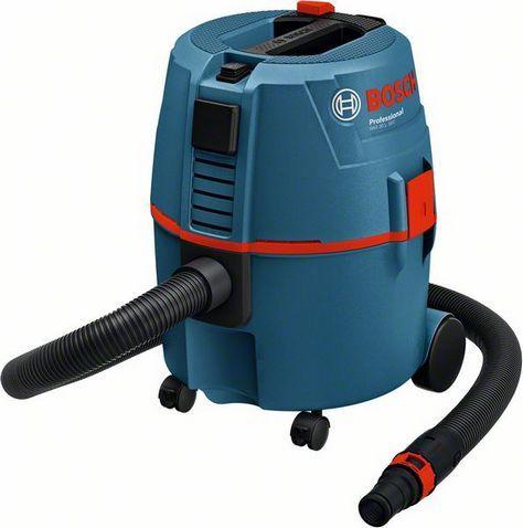 Пылесос строительный BOSCH GAS 20 L SFC (ex-GAS 15 L) (1200 Вт,19л, 215м/бар, насадки)Строительные пылесосы<br><br><br>Артикул: 060197B000<br>Бренд: Bosch<br>Родина бренда: Германия