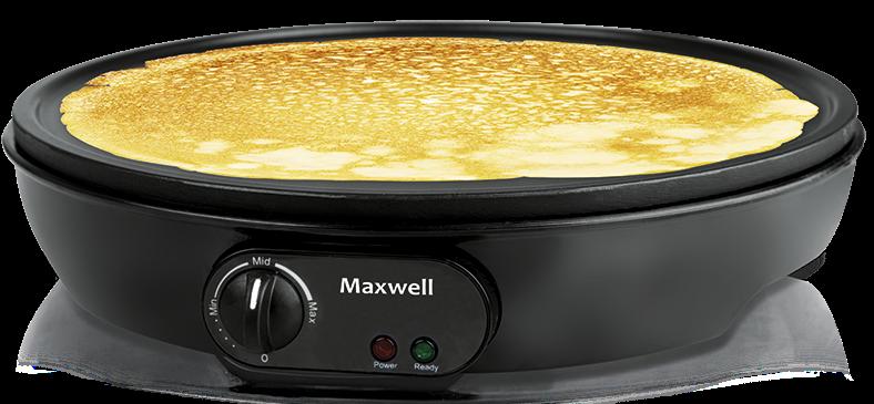 Блинница Maxwell MW-1970Блинницы, бутербродницы, вафельницы, кексницы<br><br><br>Бренд: Maxwell<br>Гарантия производителя: да