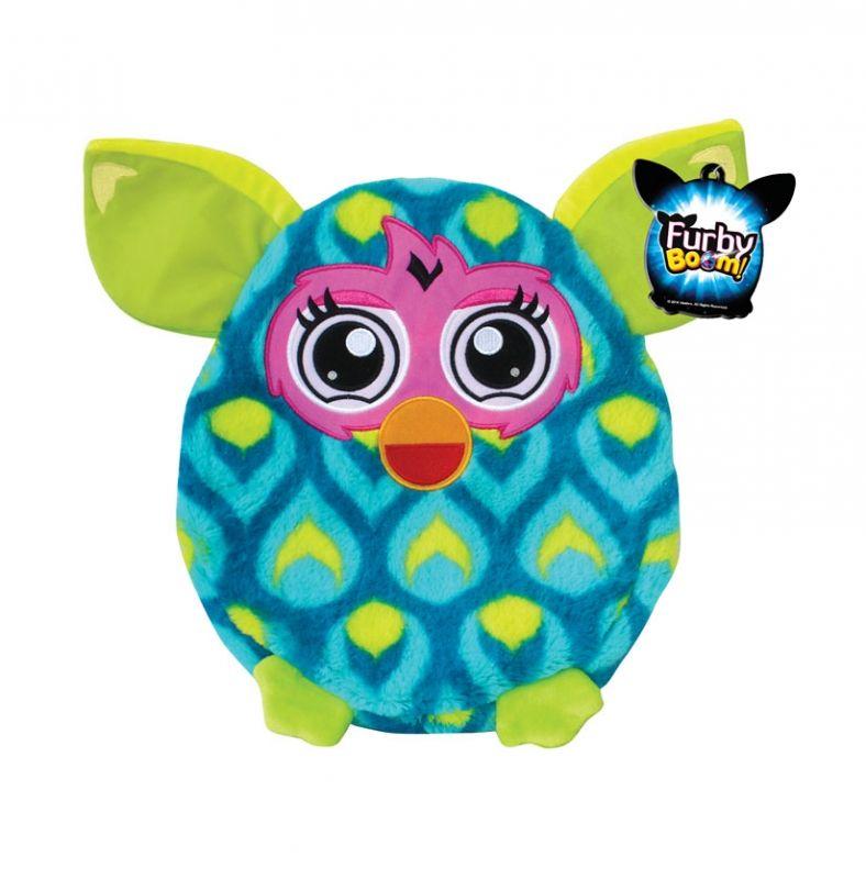 Плюшевая подушка Furby, 30 см (арт. Т57471)Мягкие игрушки<br><br><br>Артикул: Т57471<br>Бренд: 1 TOY<br>Пол: Для девочек<br>Категории: Ферби<br>Возраст ребенка: от 3 лет