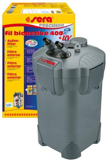 sera Sera Внешний фильтр Sera филь биоактив 400+УФ, 1100 л/час 30605