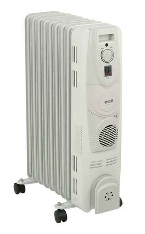 Масляный радиатор Mystery MH-9004F от Ravta