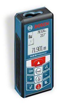 Дальномер лазерный BOSCH GLM 80 (0,05-80м, точн.1мм/80м, 0,140кг) от Ravta