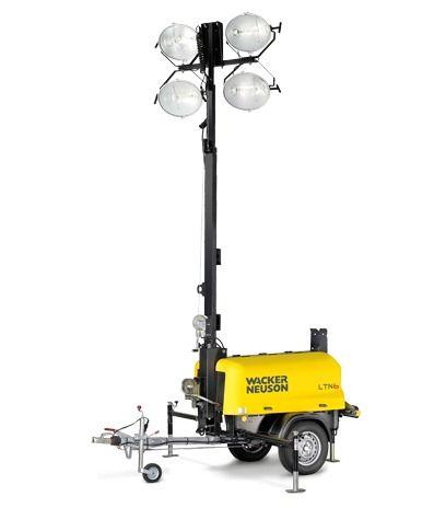 Осветительная вышка WACKER NEUSON LTN 6L от Ravta