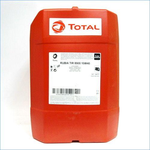 Масло Total Rubia Tir 8900 10W-40 (20л) от Ravta