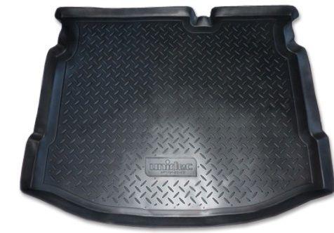 Коврик Norplast багажника для Nissan Qashqai (Ниссан Кашкай) (2008-2014) (раньше арт. NPL-P-61-62) от Ravta
