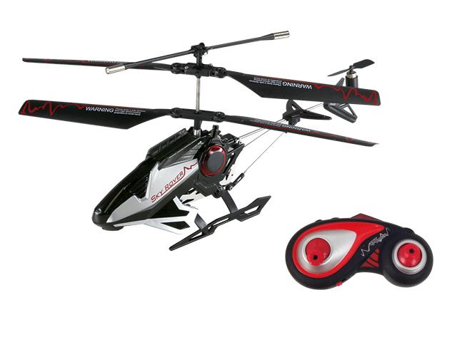 Вертолет на ИК управлении с гироскопом, на голосовом управлении, 22см, 3 канала управлени (YW858801-0) от Ravta